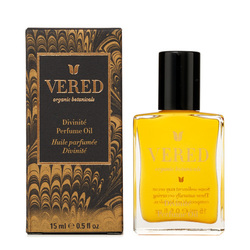Vered Organic Botanicals Divinite Perfume Oil, 15ml/0.5 fl oz