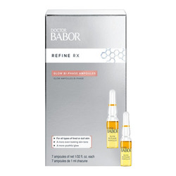 DOCTOR BABOR REFINE RX Glow Booster Bi-Phase Ampoules