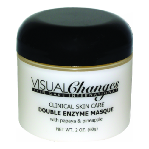Visual Changes Double Enzyme Masque, 60ml/2 fl oz