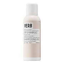 Dry Shampoo for Light Hair
