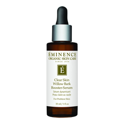 Clear Skin Willow Bark Booster Serum