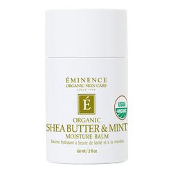 Eminence Organics Shea Butter & Mint Moisture Balm, 50ml/1.7 fl oz