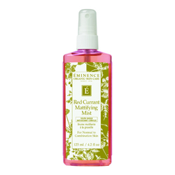Eminence Organics Red Currant Mattifying Mist, 125ml/4.2 fl oz