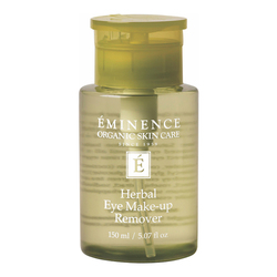 Eminence Organics Herbal Eye Make-up Remover, 150ml/5.07 fl oz
