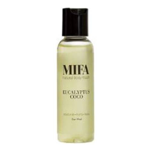 MIFA and Co EUCALYPTUS COCO Body Wash, 59ml/2 fl oz