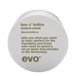Evo Box O Bollox Texture Paste, 90ml/3.04 fl oz