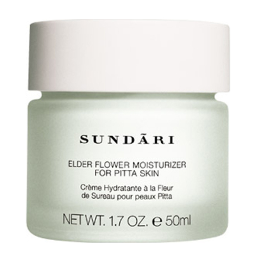 Sundari Elder Flower Moisturizer, 50ml/1.7 fl oz