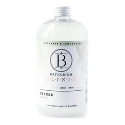 Bathorium Elixir - Be Pure, 500ml/16.9 fl oz