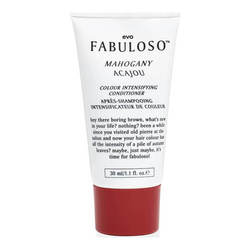 Evo Fabuloso Mahogany Colour Intensifying Conditioner
