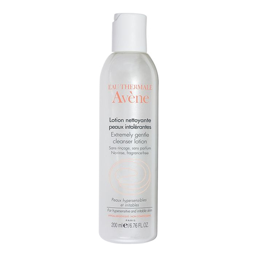 Avene Extremely Gentle Cleanser Lotion, 200ml/6.76 fl oz