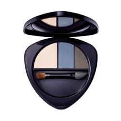 Dr Hauschka Eyeshadow Trio 01 Sapphire, 4.4g/0.2 oz