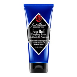 Jack Black Face Buff Energizing Scrub with Vitamin C and Mentol, 177ml/6 fl oz