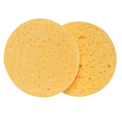 Odacite Facial Sponges, 2 sets