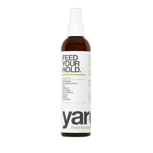 Yarok Feed Your Hold Hairspray, 236ml/8 fl oz