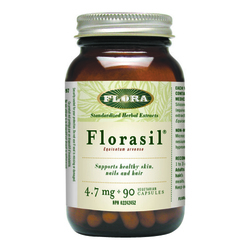 Flora Florasil, 90 capsules