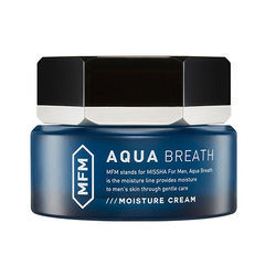 For Men Aqua Breath Moisture Cream