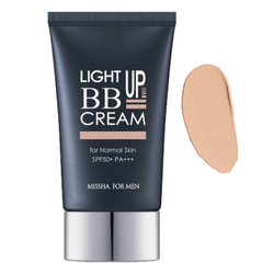 For Men Light Up BB Cream - For Normal Skin