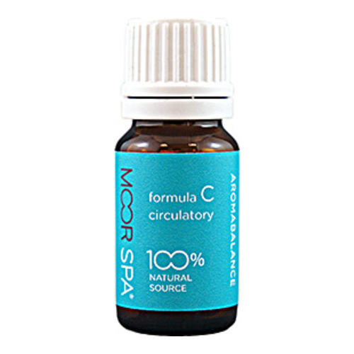 Moor Spa Formula C - Circulation, 10ml/0.3 fl oz