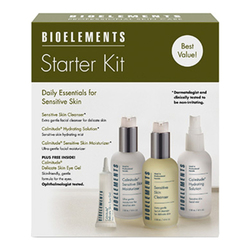 Bioelements Starter Kit for Sensitive Skin, 1 set