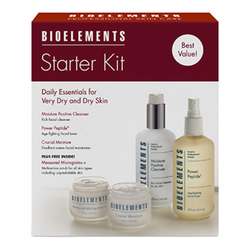 Bioelements Starter Kit for Very Dry, Dry Skin, 1 set