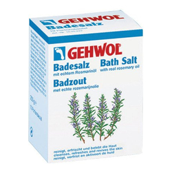 Gehwol Rosemary Bath Salt, 10 x 25g/0.88 oz