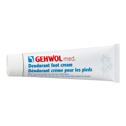Gehwol Med Deodorant Foot Cream, 75ml/2.5 fl oz
