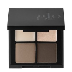 Glo Skin Beauty Brow Quad - Brown, 1 piece
