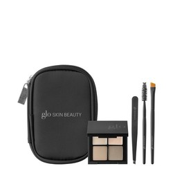 Glo Skin Beauty Brow Collection - Taupe, 1 set