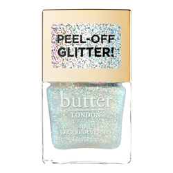 butter LONDON Glazen Peel Off Glitter Lacquer - Aura, 6ml/0.2 fl oz