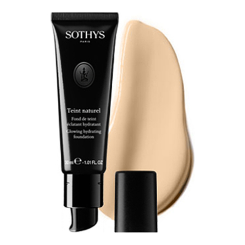 Sothys Glowing Hydrating Foundation - B10, 30ml/1 fl oz