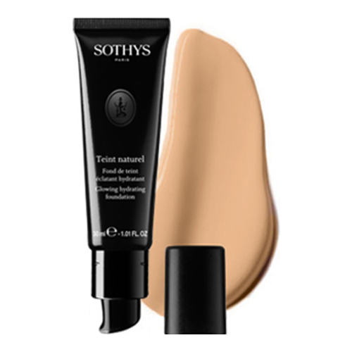 Sothys Glowing Hydrating Foundation - B30, 30ml/1 fl oz