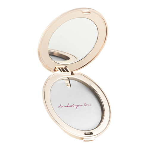 jane iredale Gold Refillable Compact (Empty), 1 piece