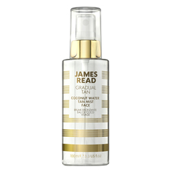 James Read Gradual Tan Coconut Water Tan Mist Face, 100ml/3.3 fl oz