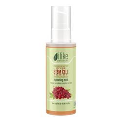 ilike Organics Grape Stem Cell Solutions Hydrating Mist, 125ml/4.2 fl oz