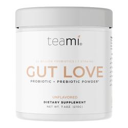 Gut Love Probiotic + Prebiotic Powder - Unflavored