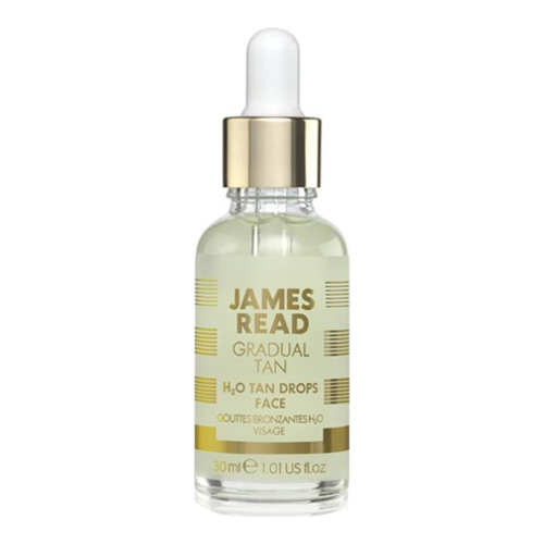 James Read GRADUAL TAN H2O Tan Drops Face, 30ml/1 fl oz