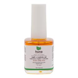huna Natural Apothecary Nail + Cuticle Grow Treatment Oil, 14ml/0.5 fl oz