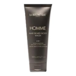 La Biosthetique Hair, Beard and Body Wash (3 in1), 200ml/6.8 fl oz
