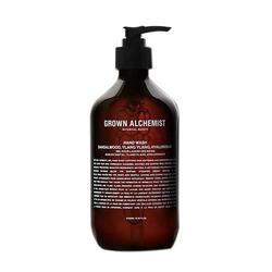 Grown Alchemist Hand Wash - Sandalwood, Ylang Ylang, Hyaluronan, 500ml/16.9 fl oz