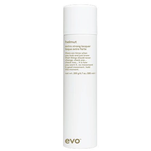 Evo Helmut Finishing Spray/Extra Strong Lacquer, 285ml/6.7 fl oz