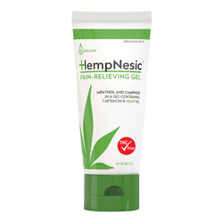 Blaine Labs HempNesic Pain-Relieving Gel, 88.7ml/3 fl oz