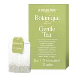 La Biosthetique Herbal Tea Gentle Tea 20x1.3g pcs, 1 set
