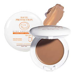 High Protection Tinted Compact SPF 50 - Honey