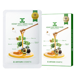 Honey Dew Green Mask (25ml x 5 sheets)