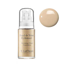 Hydrating Fluid Foundation 01 - Ivoire