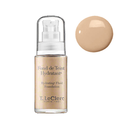T LeClerc Hydrating Fluid Foundation 03 - Beige Sable, 30ml/1 fl oz