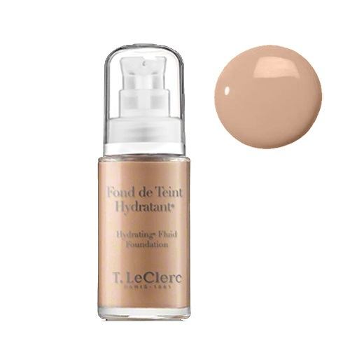 T LeClerc Hydrating Fluid Foundation 06 - Dore, 30ml/1 fl oz