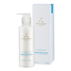 Aromatherapy Associates Hydrating Renewing Rose Cleanser, 200ml/6.75 fl oz