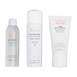 Avene Hypersensitive Skin Regimen, 1 set