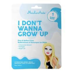I Don't Wanna Grow Up Facial Sheet Mask